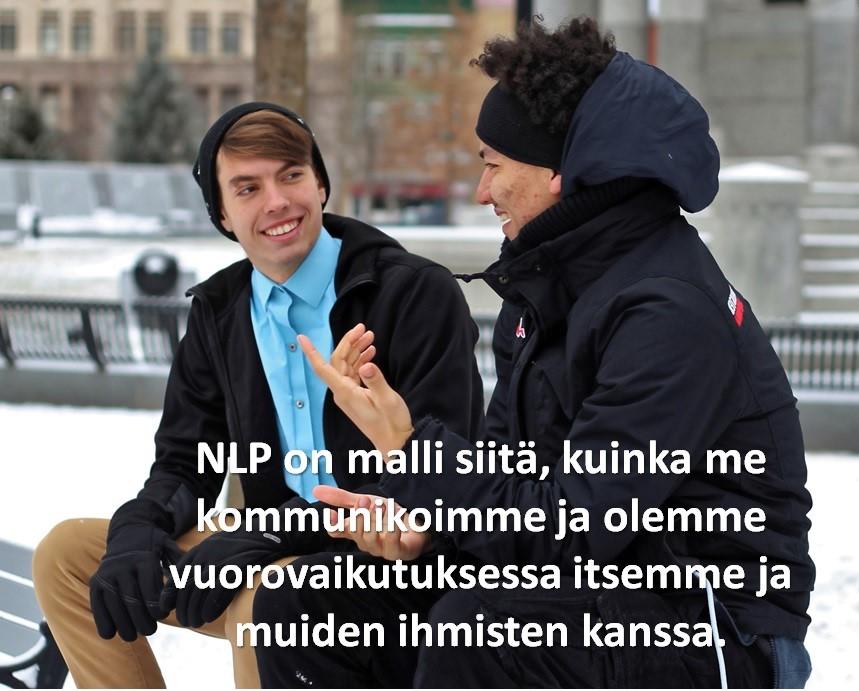NLP ja kommunikointi