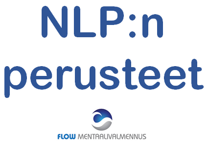 NLPn perusteet logo