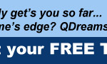 QDreams golf banner