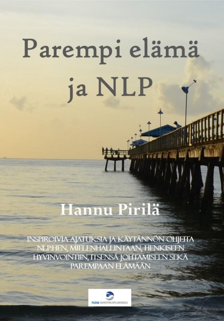 Parempi elämä ja NLP - kirjan kansi